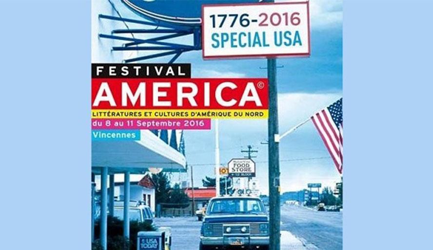 Festival America 2016: La Sélection De La Bibliothècaire