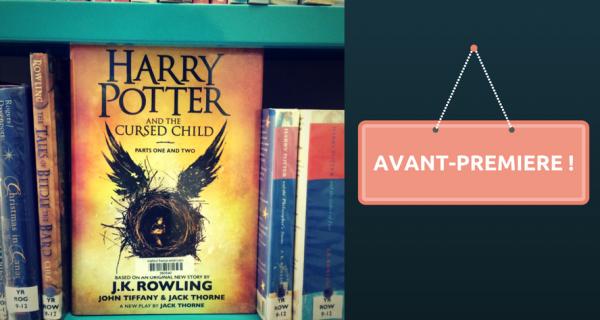 Harry Potter En Avant-première !