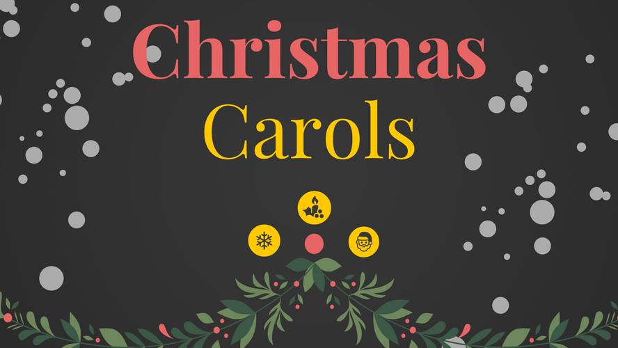 Christmas Carols & Potluck