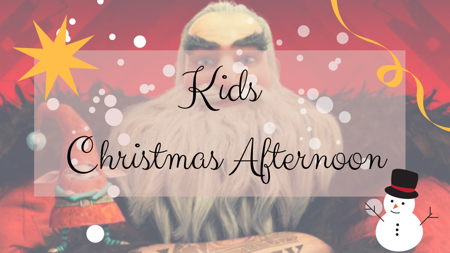 Christmas Afternoon For Kids
