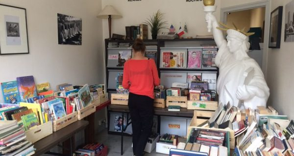 La Grande Braderie De La Bibliothèque : C'est Parti !