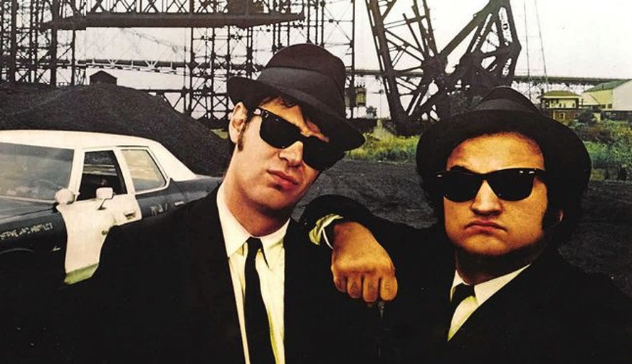 The Blues Brothers De J. Landis / ANNULÉ