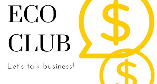 Prochain Club D'économie En Anglais : Jeudi 30 Novembre, Let's Talk Business!