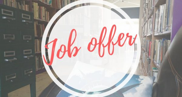 Job Offer – Recrutement D'un/une Bibliothécaire Anglophone
