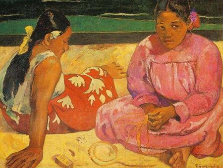 Gauguin Institut Franco Americain Conference En Anglais In English Rennes