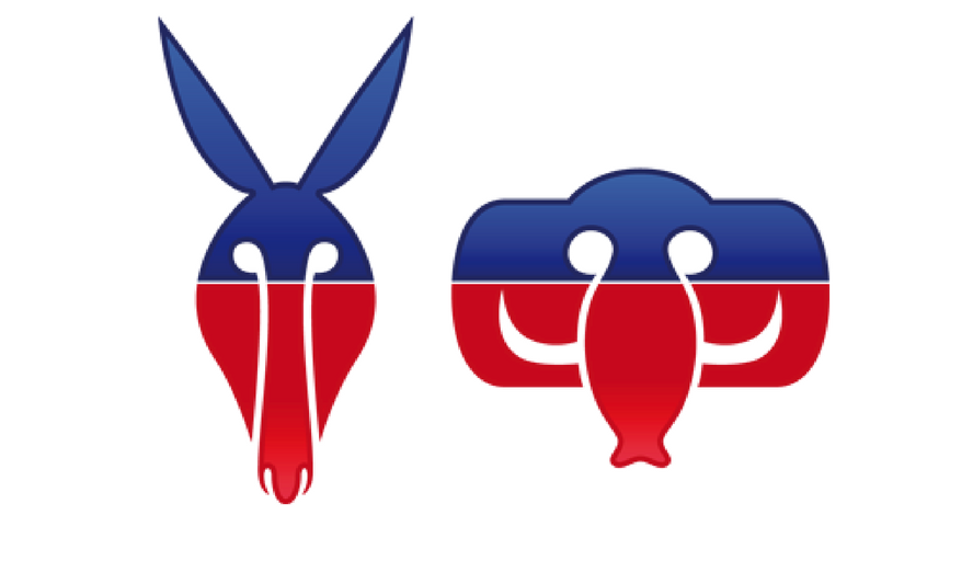 DEMOCRATS VS REPUBLICANS | Constance Borde X Marc Porter