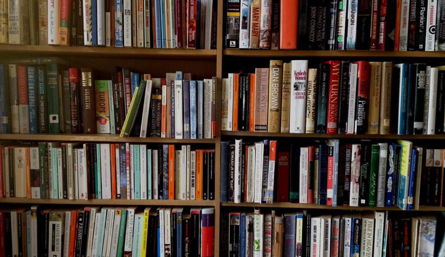 Braderie Bibliotheque