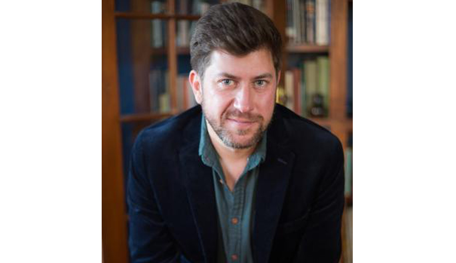 Rencontre Avec Le Romancier Tom Cooper