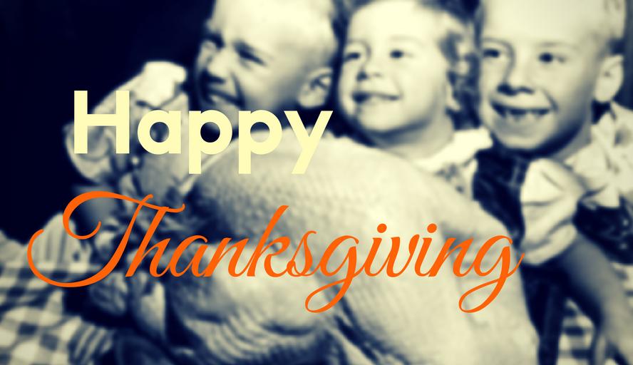 Dîner De Thanksgiving – COMPLET