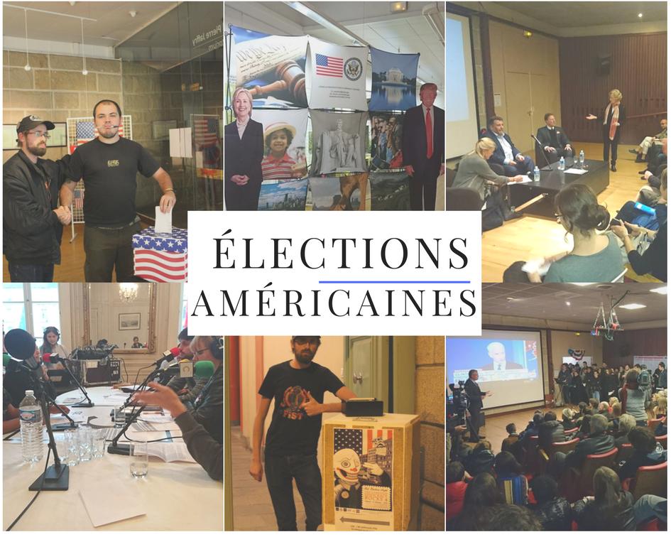 US election à l'IFA