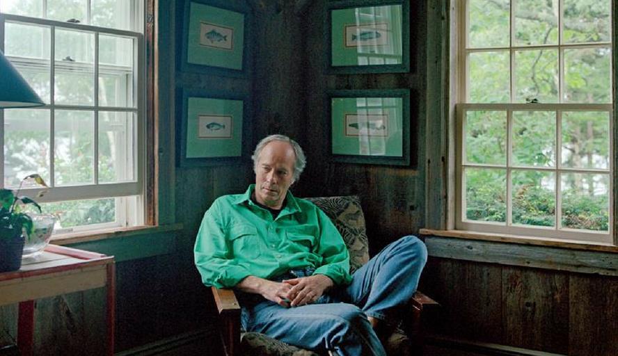 Jean-Luc Bertini | Portraitiste D'écrivains Américains