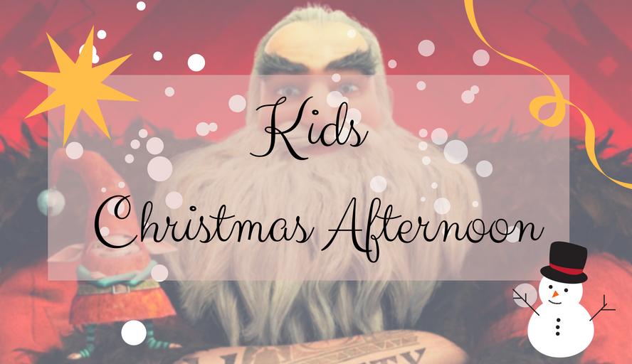 Kids Christmas Afternoon