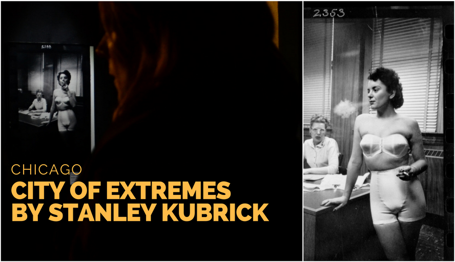 City Of Extremes By Stanley Kubrick