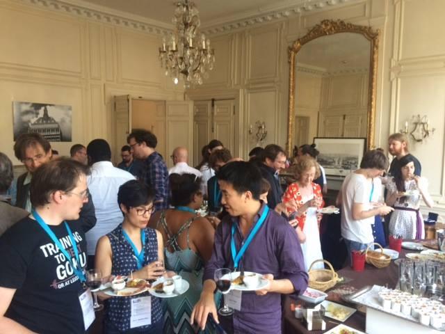 Soirée Fadex Partenariat Irisa Doctorants Américains Rennes