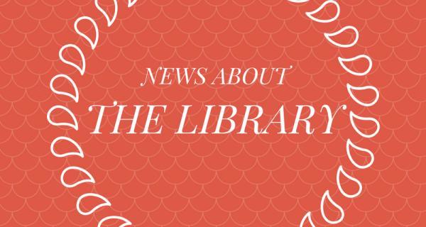 26 Février Au 6 Mars : Fermeture De La Bibliothèque De L'Institut Franco-américain