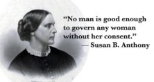 Prolongation Jusqu'au 28 Avril /► Susan B. Anthony