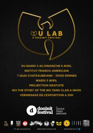 Dooinit Wu Lab Rennes Exposition Festival Hip Hop