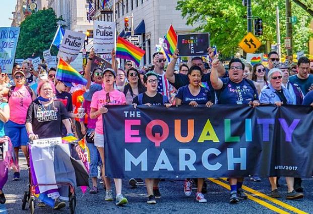 Militance LGBT Aux Etats -Unis