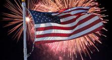 4th Of July – Célébration De L'Indépendance Américaine à L'Hôtel De Ville