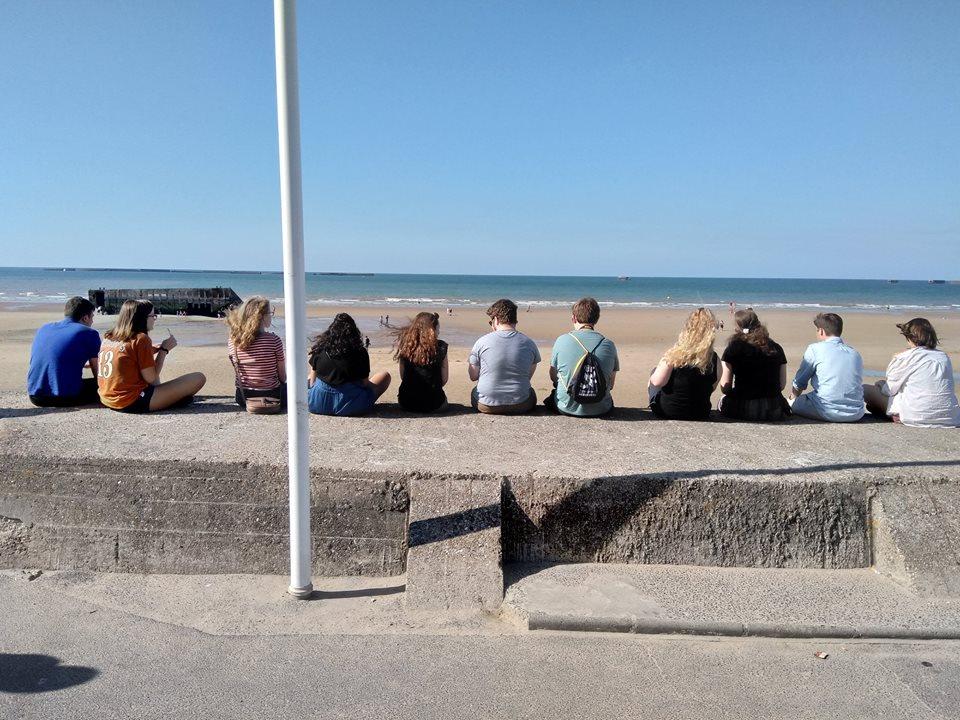 Journées Aux Plages Normandes Du Débarquement
