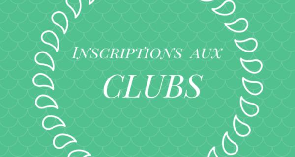 Mardi 11 Septembre /► Réouverture Des Inscriptions Aux Clubs De Discussion En Anglais