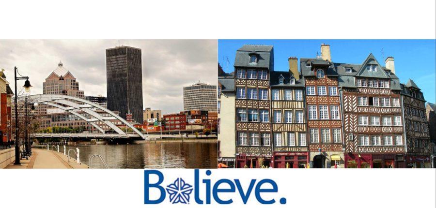 Rennes Et Rochester Fêtent Leurs 60 Ans De Jumelage