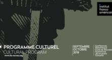 Mardi 18 Septembre 2018 – 18h /► Présentation De La Saison Culturelle 2018-2019/ Conférence