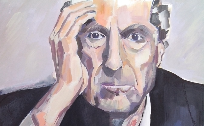 Portrait Philip Roth