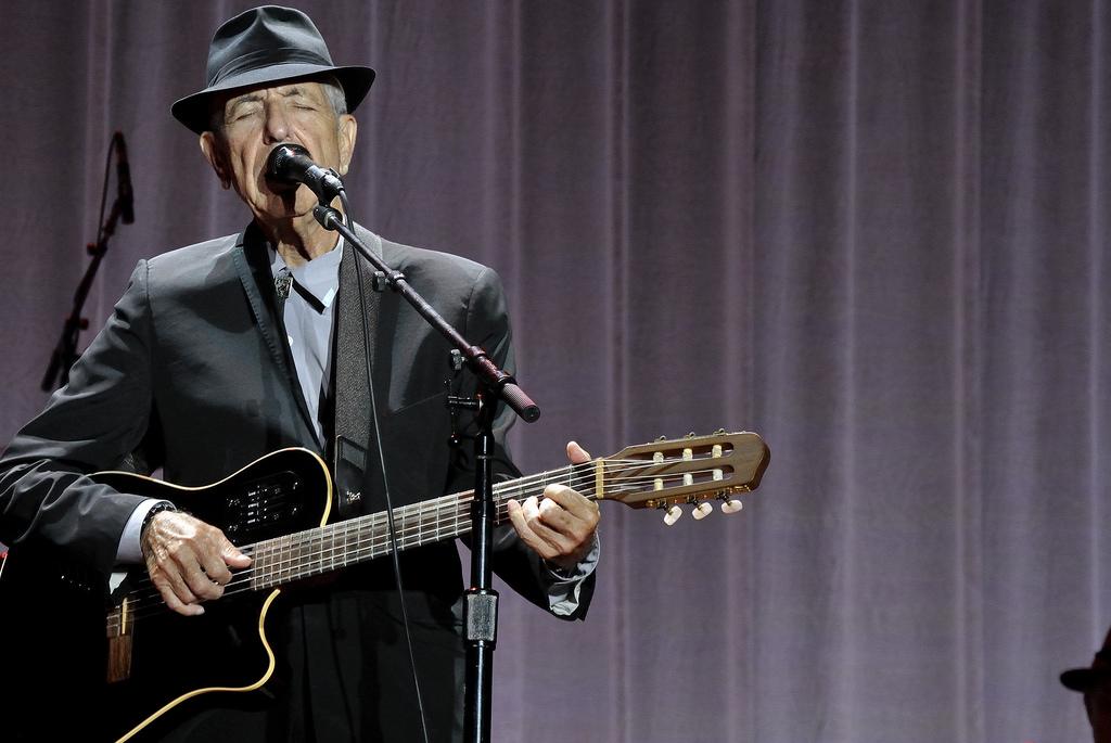 Mardi 12 Mars – 18h30 /► Leonard Cohen, Montréal Et L'américanité