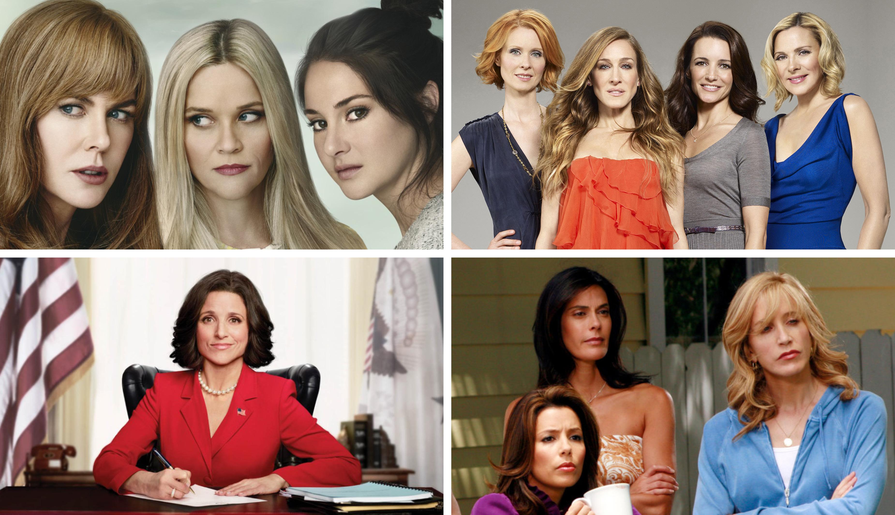 Mardi 30 Avril /► Voix Des Femmes Dans Les Séries TV Américaines