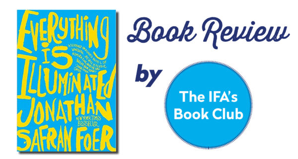 "Book Club Review: ""Everything Is Iluminated"" By Jonathan Safran Foer"