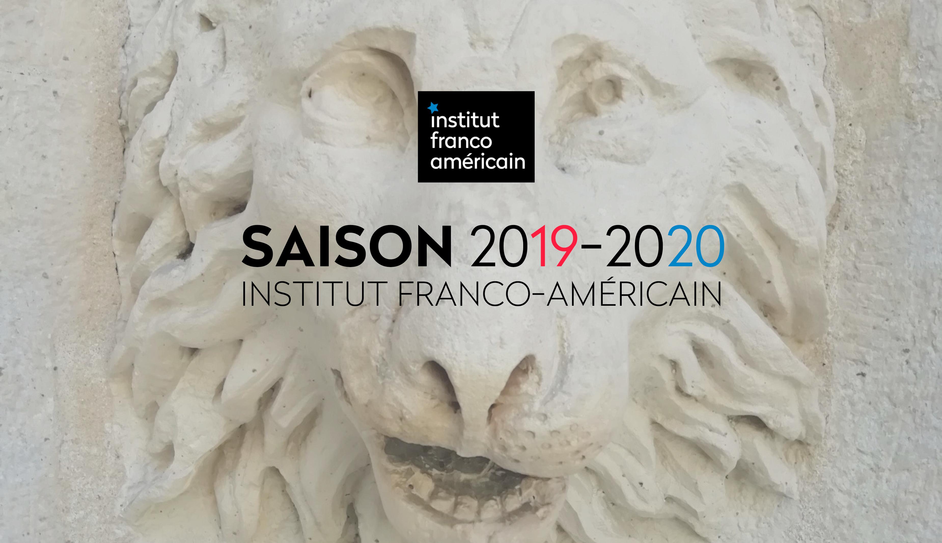 Saison Culturelle De L'Institut Franco-américain