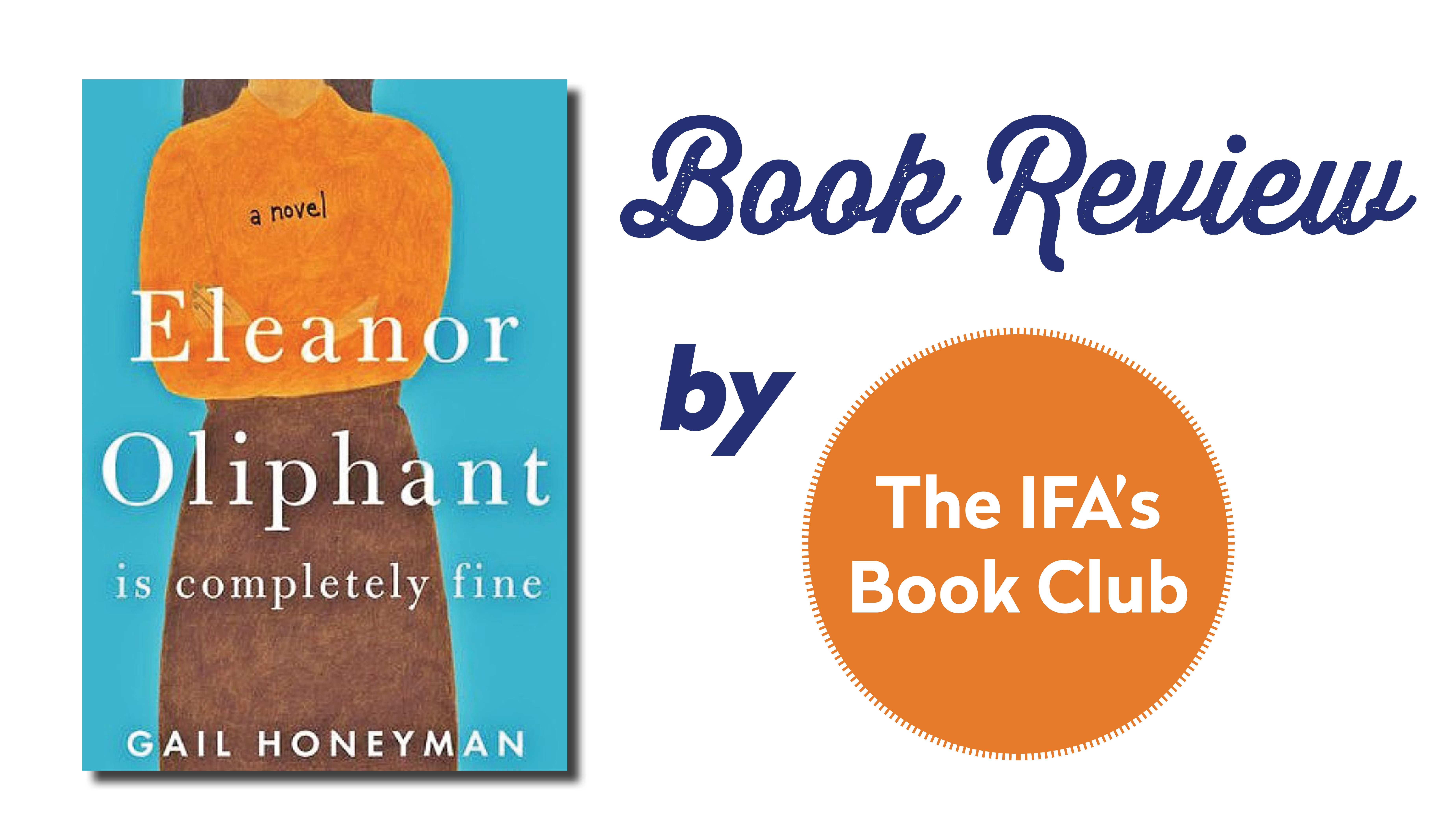 Eleanor Oliphant Bookreview