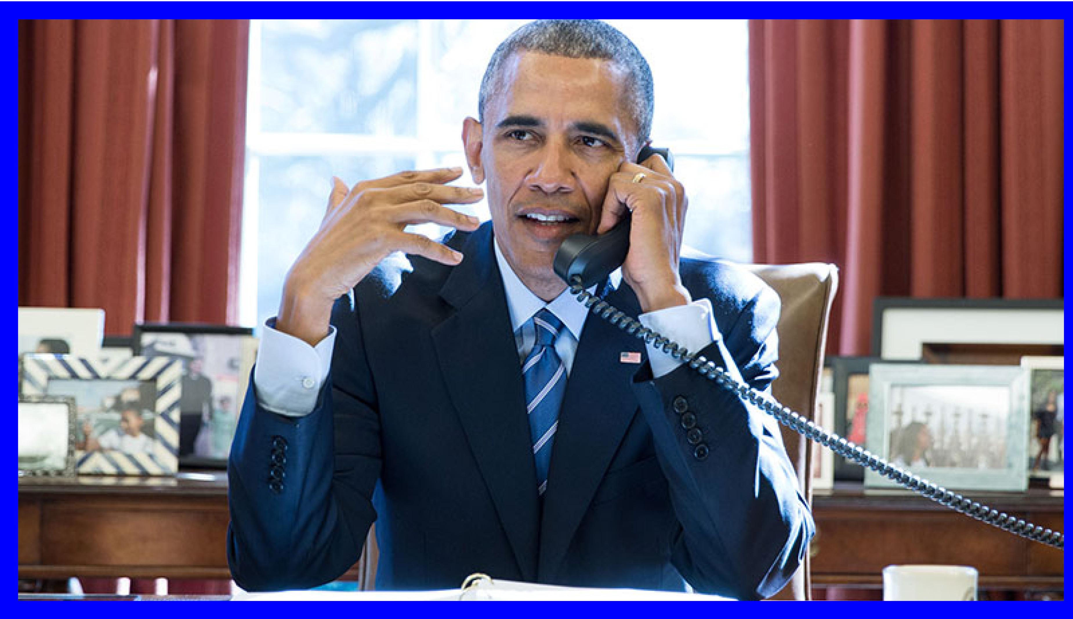Barack Obama Politique étrangère2