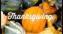 ★ Thanksgiving ★