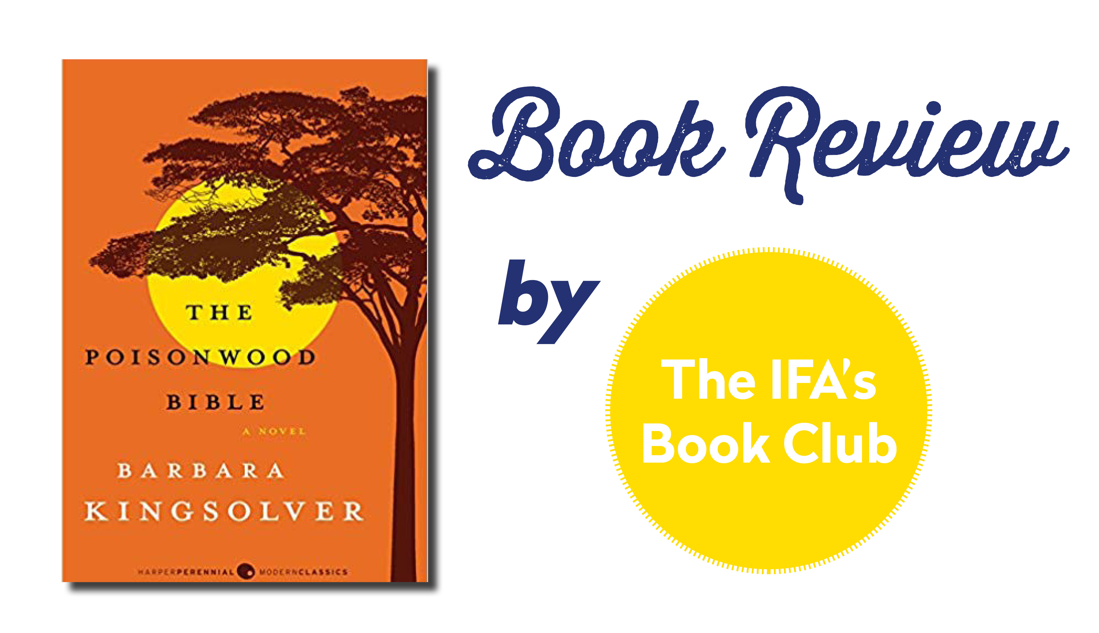 "Book Club Review: ""The Poisonwood Bible"" By Barbara Kingsolver"
