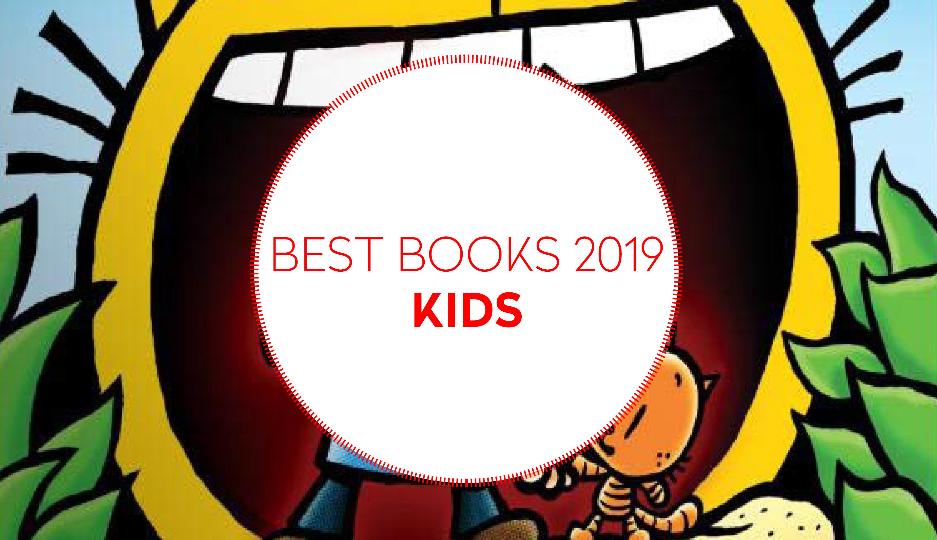 BEST BOOKS 2019 – Kids