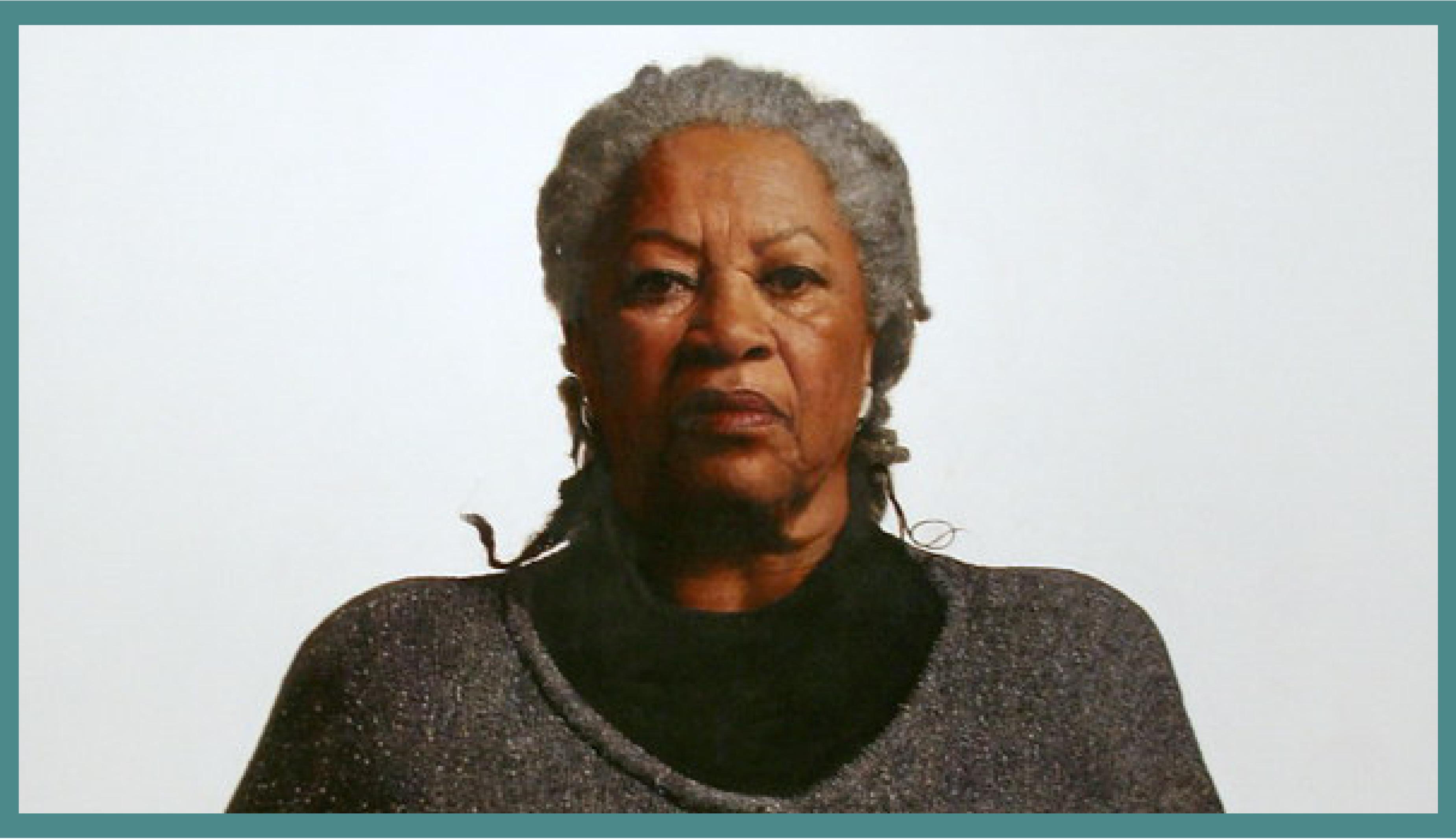 Mardi 4 Février ★ Black History Month – Toni Morrison