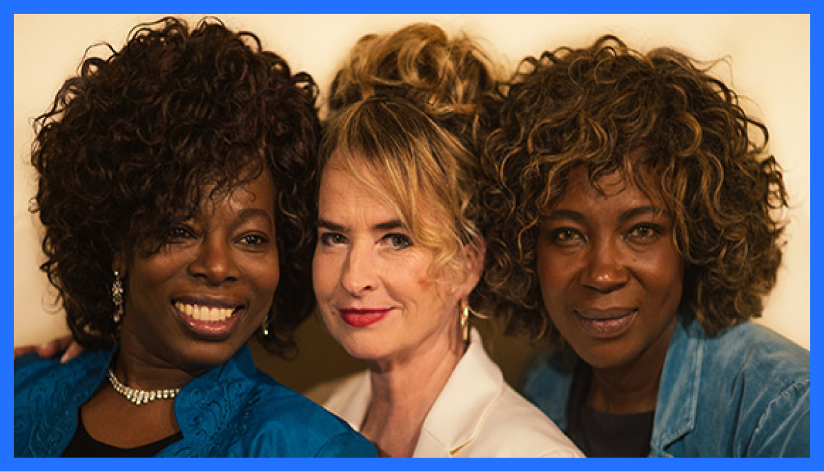 Lundi 9 Mars ★ COMPLET ★ Three Ladies Of Gospel