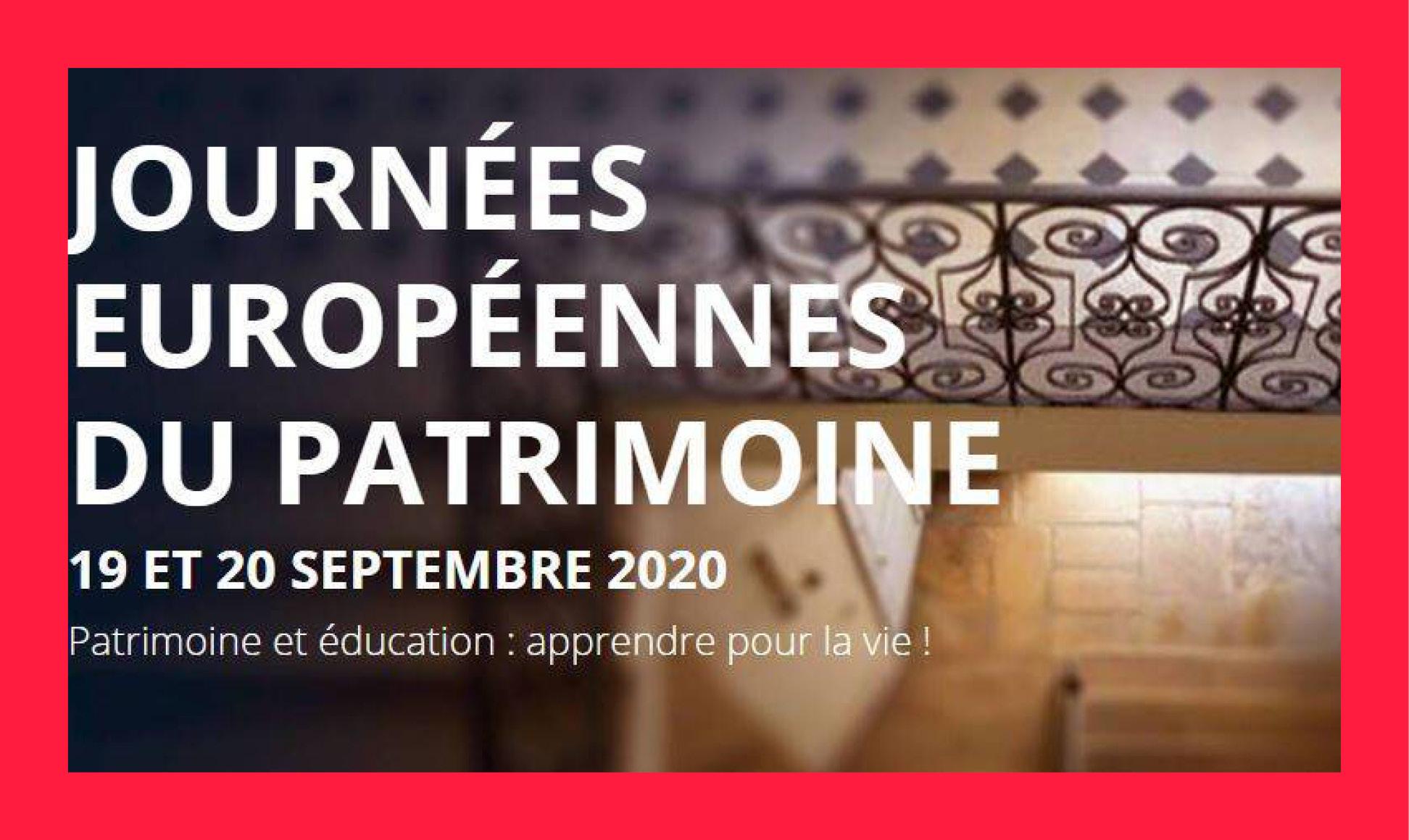 Journée Du Patrimoine 2020 Institut Franco Américain
