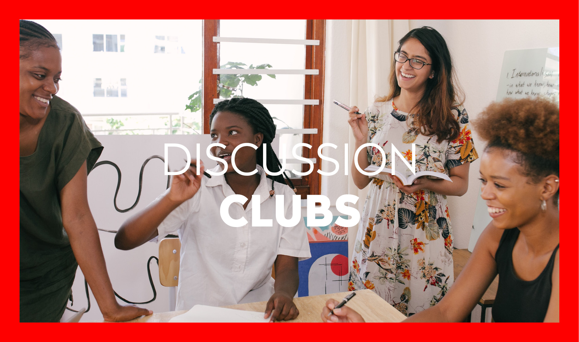 ★ Inscription Aux Clubs De Discussion ★ Deuxième Semestre