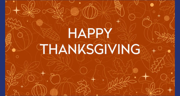 ★ Happy Thanksgiving! ★