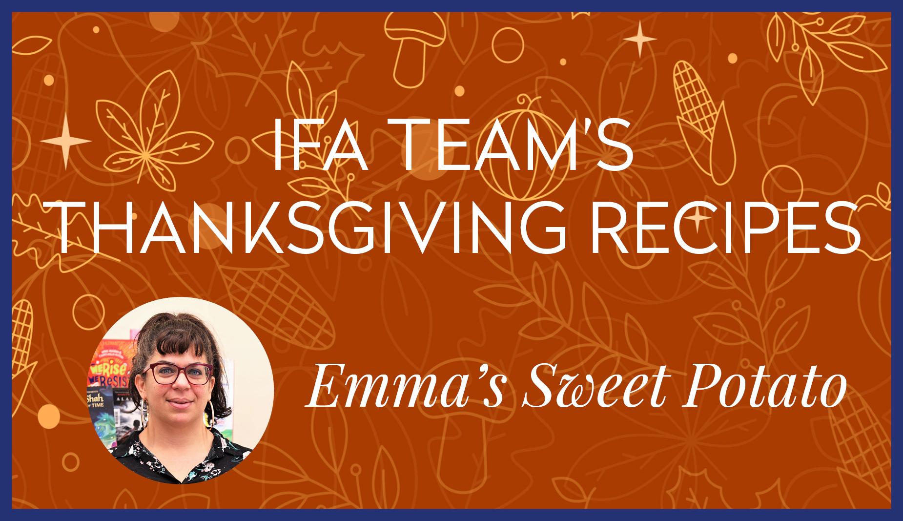 Emma Sweet Potato