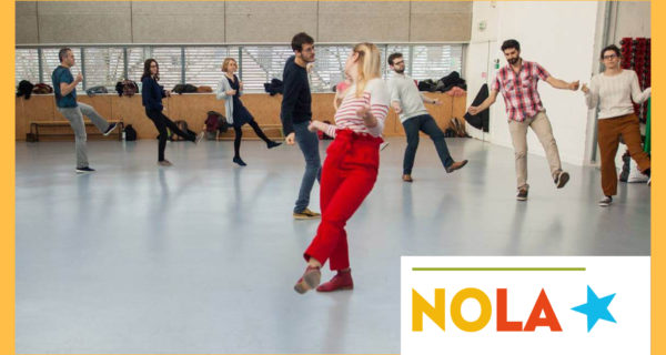 ★ NOLA / Mardi 8 Juin ★ Une Journée Avec Swingin'In The Rennes